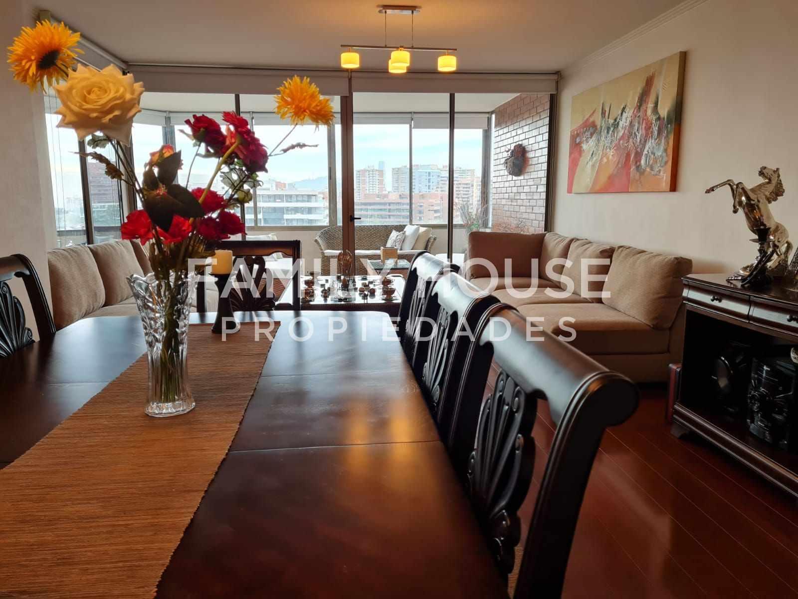Hermoso Penthouse en sector de Manquehue